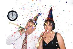 Adult celebration Stock Photography