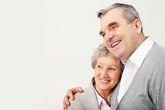 Adult couple Royalty Free Stock Photos