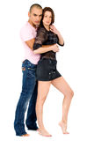 Adult couple Royalty Free Stock Images