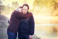 Adult couple Stock Photography