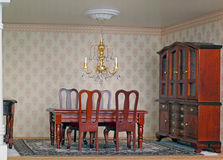 Adult dolls house Stock Images