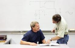 Adult Ed - Student Teacher