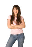 Adult female Stock Photography