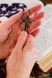 American faith royalty free stock photos