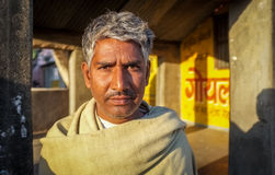 Adult Indian man Royalty Free Stock Photography