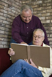 Adult literacy Stock Images