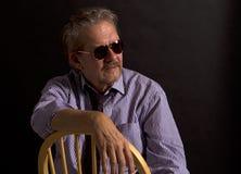 Adult male creative designer artist Royalty Free Stock Image