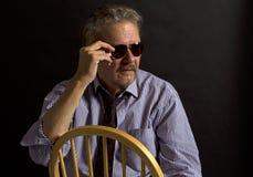 Adult male creative designer artist Stock Photography