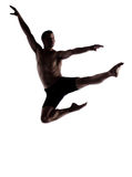 Adult male dancer Royalty Free Stock Photos