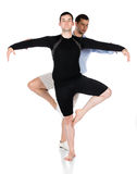 Adult male dancer Royalty Free Stock Photo
