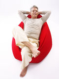 Adult portrait. Royalty Free Stock Photography