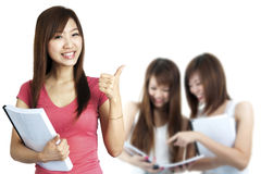 Adult Students Royalty Free Stock Images