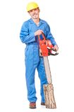 Adult worker Stock Photography