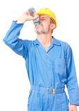 Adult worker Royalty Free Stock Photos