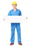 Adult worker Stock Image
