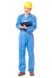 Adult worker Royalty Free Stock Photo