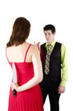 Adultery Stock Photo