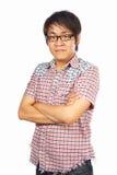 Adulto joven chino Foto de archivo libre de regalías
