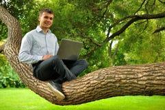 Adulto, negócio, homem de negócios, ocasional, caucasiano, c foto de stock royalty free
