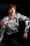 Adulto novo à moda Fotos de Stock Royalty Free