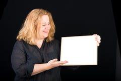 Adulto pelirrojo europeo sobrepesado ligero hermoso Imágenes de archivo libres de regalías