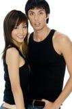 Adultos asiáticos jovenes Imagen de archivo libre de regalías