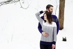 Adults, Affection, Blur, Clothes Stock Photo
