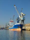 ładunku statek Zdjęcia Stock