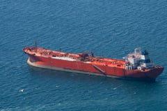 ładunku statek Fotografia Stock