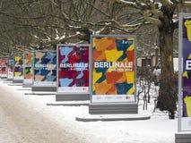 Adv de Berlinale Fotografía de archivo