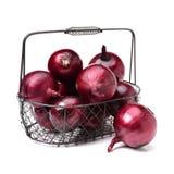 adv target1195_1_ etc sklep spożywczy składnika cebuli serie czerwone restauracyjne serie dla adv etc restauracja, sklep spożywcz Zdjęcie Royalty Free