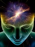 Advance of Consciousness royalty free stock photography