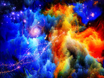Free Advance Of Fractal Dreams Stock Image - 29152031