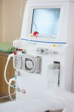 Advanced Dialysis Machine In Chemo Room Royalty Free Stock Photography