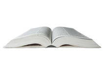Advanced English dictionary Royalty Free Stock Photo