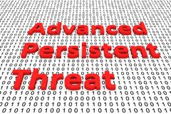 Advanced persistent threat Royalty Free Stock Image