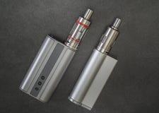 Advanced personal vaporizer or e-cigarette Royalty Free Stock Photo