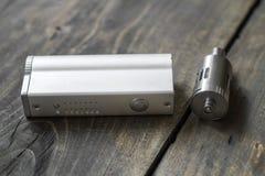 Advanced personal vaporizer or e-cigarette Stock Images