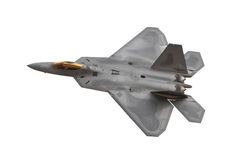 Advanced Tactical Fighter. F22 Raptor, Advanced Tactical Fighter Of USAF Royalty Free Stock Photos