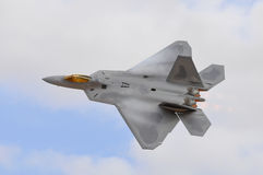 Advanced Tactical Fighter Stock Photos