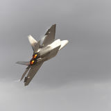 Advanced Tactical Fighter Royalty Free Stock Photography