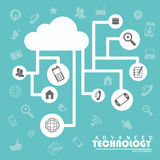 Advanced technology Stock Images