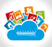 Advanced technology Stock Photo