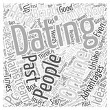 24 The Advantages of Online Dating for Women word cloud concept  background. Text Stock Images