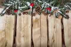 Advenimiento de madera del fondo Foto de archivo libre de regalías