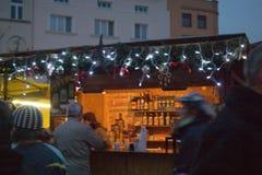 Advenimiento en la ciudad 2014 Foto de archivo libre de regalías