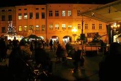 Advenimiento en la ciudad 2014 Imagen de archivo