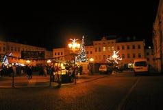 Advenimiento en la ciudad 2014 Fotos de archivo