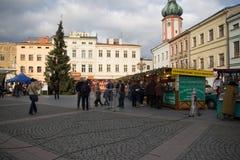 Advenimiento en la ciudad 2014 Imágenes de archivo libres de regalías