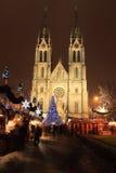 Advenimiento en Praga Fotos de archivo